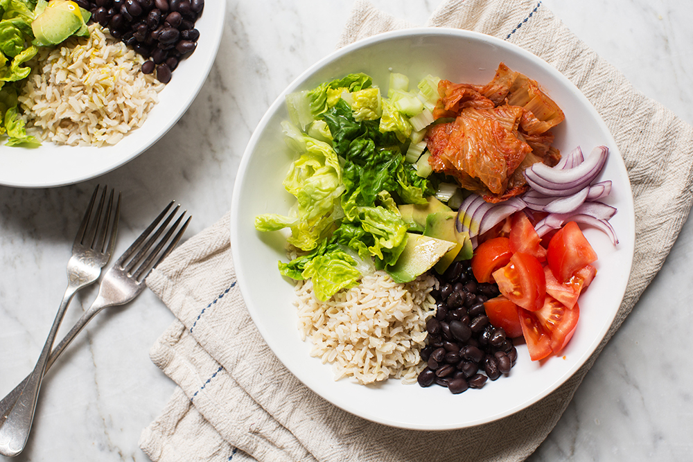 Healthy Lunch Bowls 2